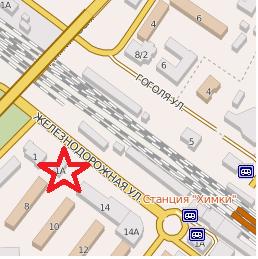 Химки: ленинский проспект, 11а с номерами домов
