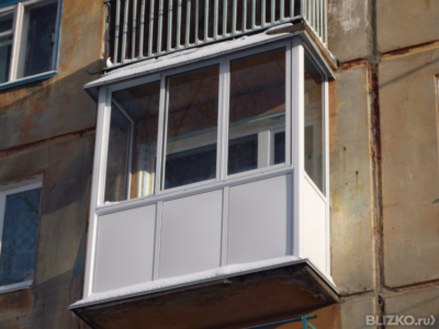 Застеклить балкон и лоджию недорого цены в Москве