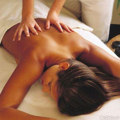Классический массаж казань