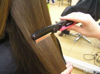 Как самостоятельно подстричь челку: 3 важных нюанса 41