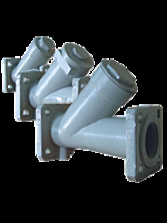 Фильтр газа ФГ16-50, ФГ16-80, ФГ16-100, ФГ16-50-В, ФГ16-80-В, ФГ16-100-В