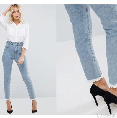 Женские джинсы-МАМ LOLLOO BLUESON ,28-31 размеры